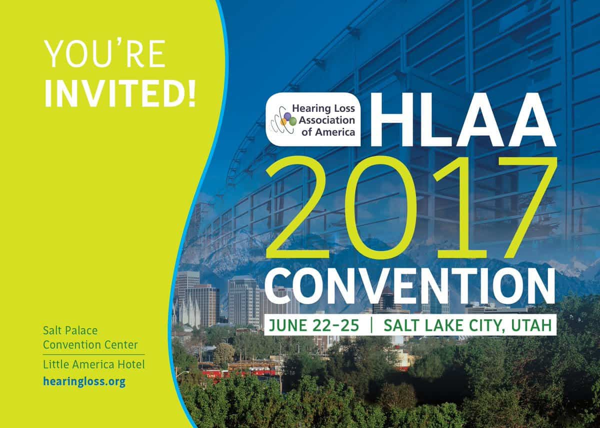 HLAA 2017 Convention